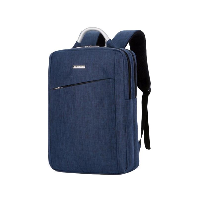 Laptop Backpack Mens Shoulder Bag For 15inch Laptop Bag Business Casual Travel Backpack Korean Style Male Waterprof Backpack