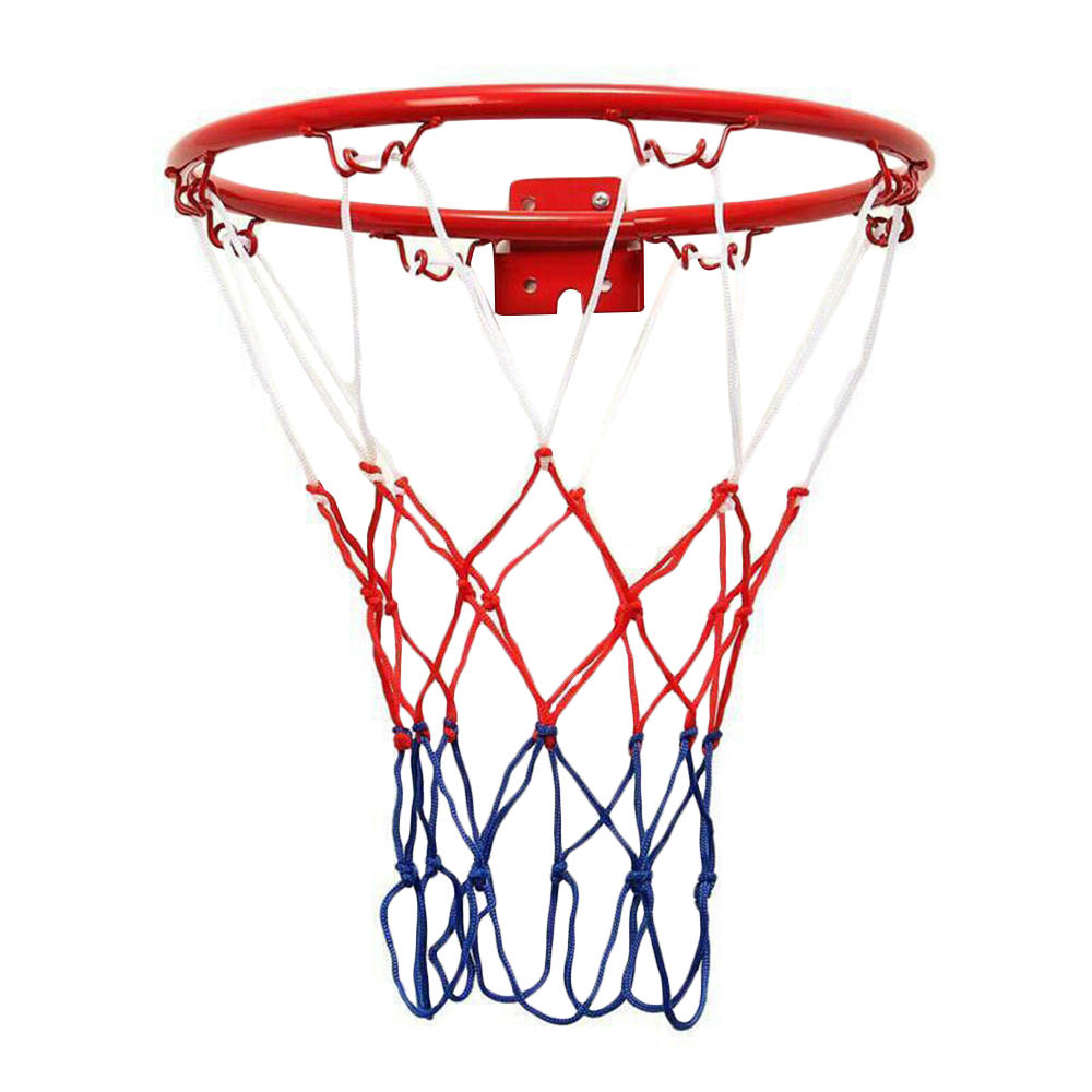 Basketball Hoop Can't Dunk is A Very Good Shot And Practice Product Hanging Wall Mounted Rim for Indoor Outdoor Kids Play 1