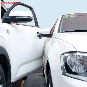 Image 4 - For SEAT LEON ARONA ATECA IBIZA FR Car Door Edge Guards Anti collision Door Strip Bumper Protector Crash Anti rub Protection