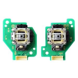 Image 3 - ขวาซ้าย Analog จอยสติ๊ก Thumb Stick ส่วนซ่อม SENSOR โมดูลบอร์ด PCB สำหรับ Nintendo Wii U GamePad WiiU Pad CONTROLLER