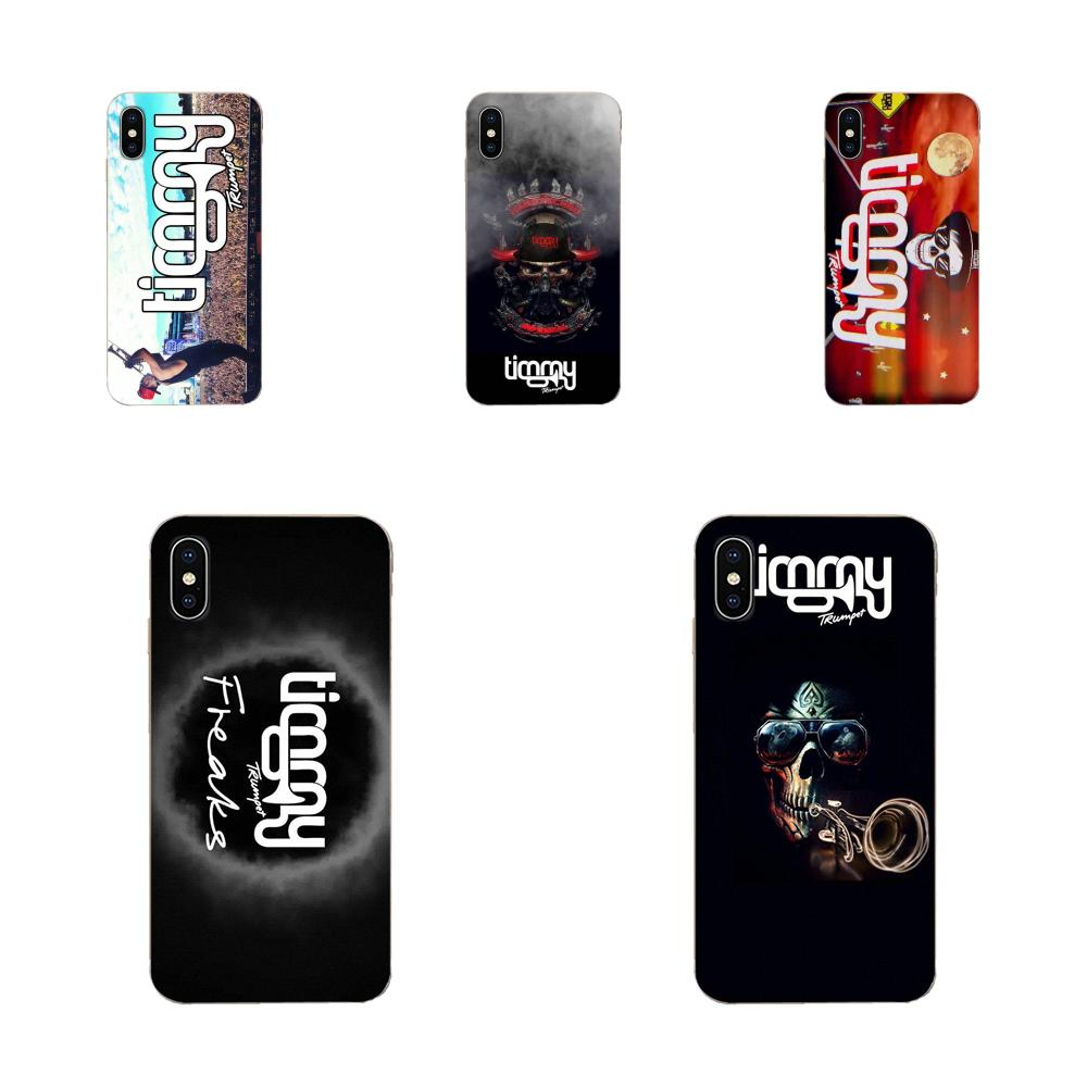 <font><b>Funny</b></font> Timmy Trumpet Skull Soft Cell Phone <font><b>Case</b></font> Cover For <font><b>Samsung</b></font> Galaxy A51 A71 A81 A90 5G A91 A01 S11 S11E S20 Plus Ultra image