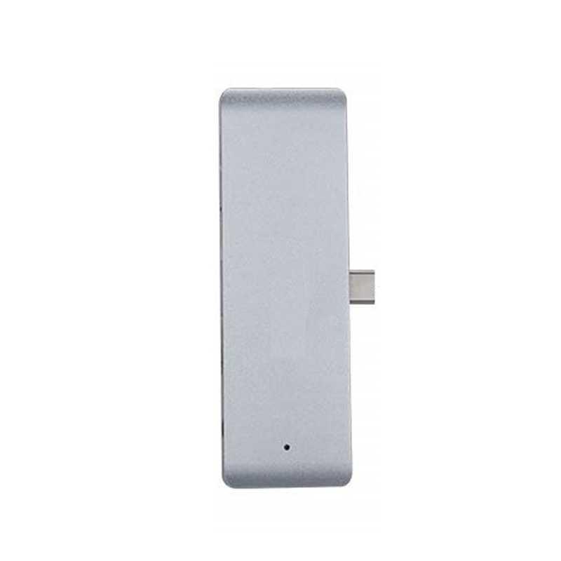 USB3.1 Type-C Hub Adapter Mobile Pro USB-C/PD Charging/4K HDMI/USB 3.1/3.5mm Headphone Jack for 2018 iPad Pro