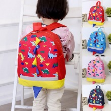купить Litthing Backpack For Children Cute Mochilas Escolares Infantis School Bags Cartoon School Baby Bags Children's School bag по цене 259.87 рублей