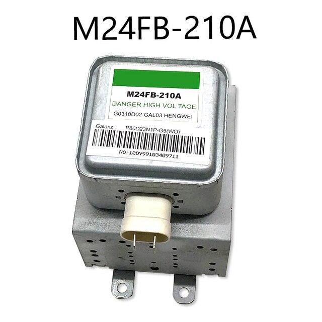 Orijinal mikrodalga fırın Magnetron OM75S31GAL01 aynı M24FB 210A Galanz mikrodalga parçaları