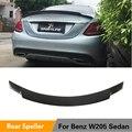 Спойлер для багажника Mercedes-Benz C Class W205 Sedan 2015-2019