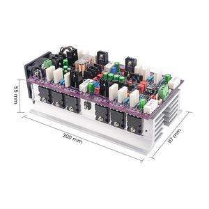 Image 2 - Aiyima ハイファイアンプ WY2963/WK5688 2.0 クラス ab ステレオパワーアンプオーディオアンプ 600WX2 サウンド amplificador ホームシアター diy