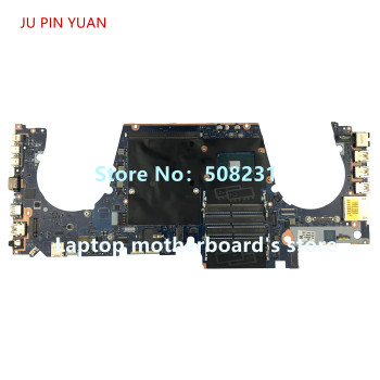 JU PIN YUAN 848300-001 848300-601 LA-C381P Laptop Motherboard For HP ZBOOK15 G3 Motherboard With i5-6440HQ 100% fully tested