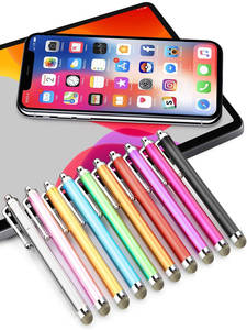 Touch-Screen Stylus-Pen Tablet Smart-Phone Capacitive Metal iPad for iPod 1000pcs/Lot