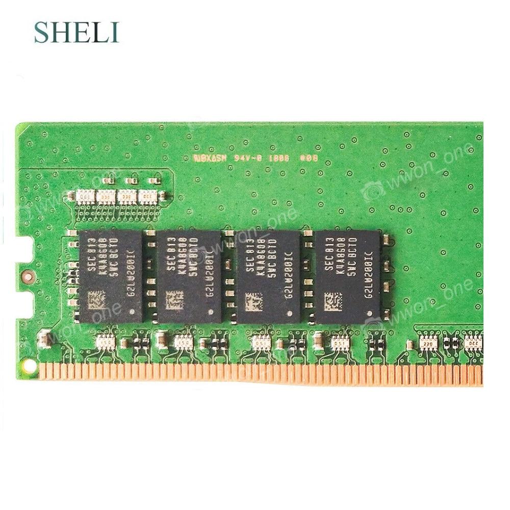 Hynix 8GB 1Rx8 PC4-21300R PC4-2666V-R DDR4 2666Mhz 288Pin ECC REG Server Memory
