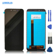 AICSRAD 1440*720 LCD Screen For HOMTOM S99 LCD Display Touch Screen Digitizer Assembly original Replacement s 99 +Tools