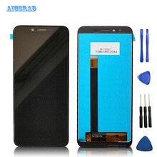 Ekran LCD AICSRAD 1440*720 do wyświetlacza LCD HOMTOM S99 montaż digitizera ekranu dotykowego oryginalna wymiana s 99 + narzędzia