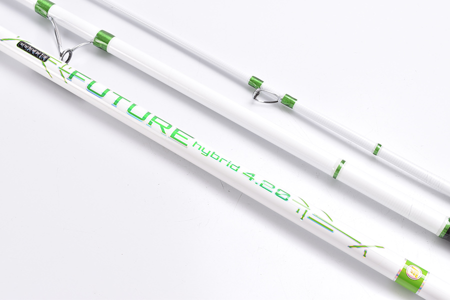 High-carbon fiber Surf casting rods