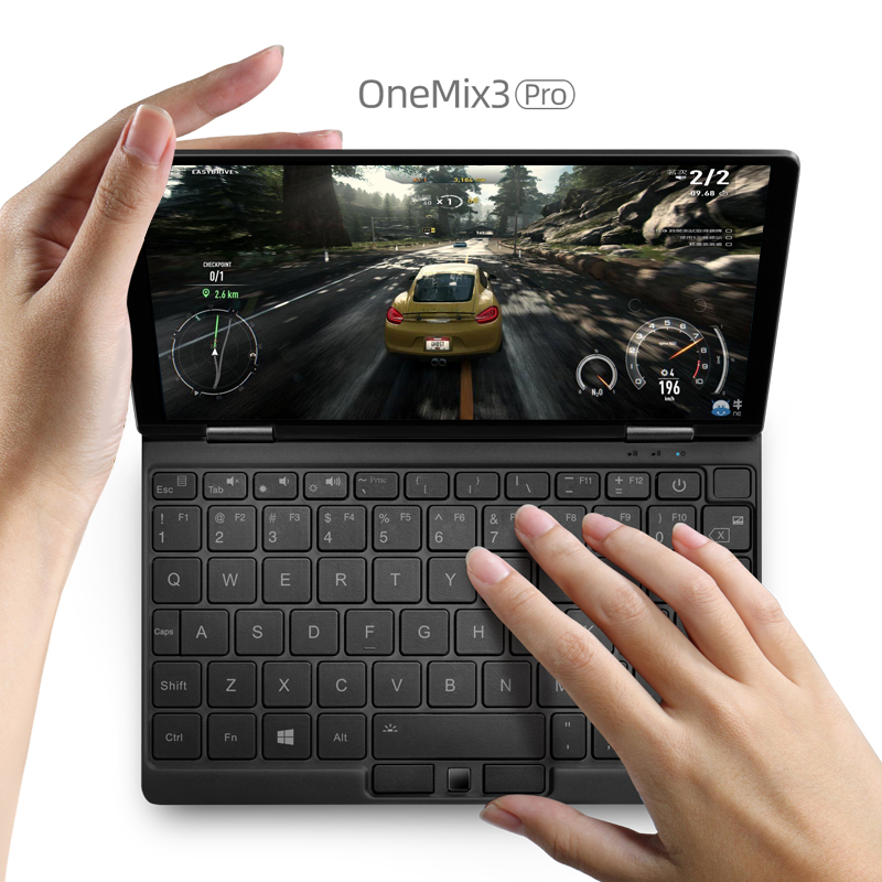 Mini <font><b>Laptop</b></font> OneMix3 Pro Yoga Pocket <font><b>Laptops</b></font> 8.4 inch Intel Core i5-10210Y 16G RAM 512GB SSD 2560*1600 IPS <font><b>Touch</b></font> <font><b>Screen</b></font> Notebook image