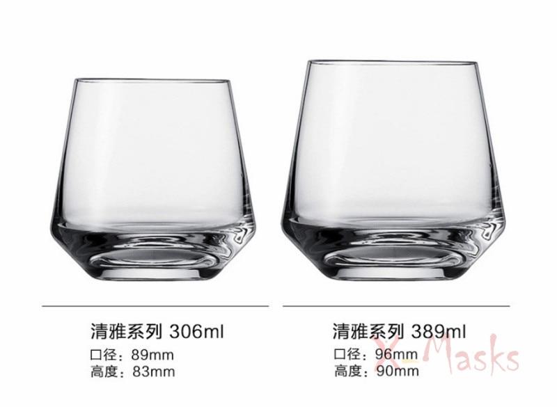 Verre бар бокал для вина Хрустальная чашка аксессуары пивной сок коктейль виски рюмка виньо шампанское tazas молочные чашки vandroid de vidrio