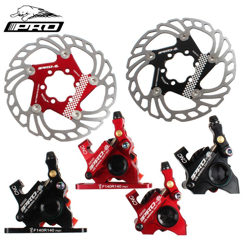 Road Bicycle Flat Mount Disc Brake Caliper Front//Rear 140mm Rotor Bike Parts New