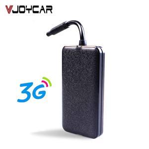 3g gps tracker dispositivo de rastreamento do carro gv20 9-90 v tensão larga cortou o localizador do óleo gps quilometragem vibração alarme & sms web app