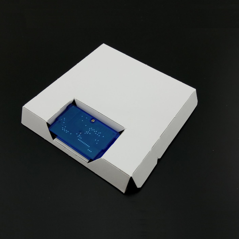 10 Pcs For GBA Or For GBC Carton 120*120MM Cardboard Inner Inlay Insert Tray Game Cartridge Tray US/JP Version