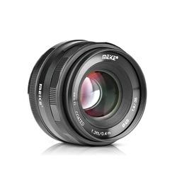 Meike MK-35mm-f1.4 Manual Focus lens APS-C for Fujifilm XT100/XT3/XE2/XE2s/XE3/XE1/X30/X70/XT2/XA1/XPro1 camera