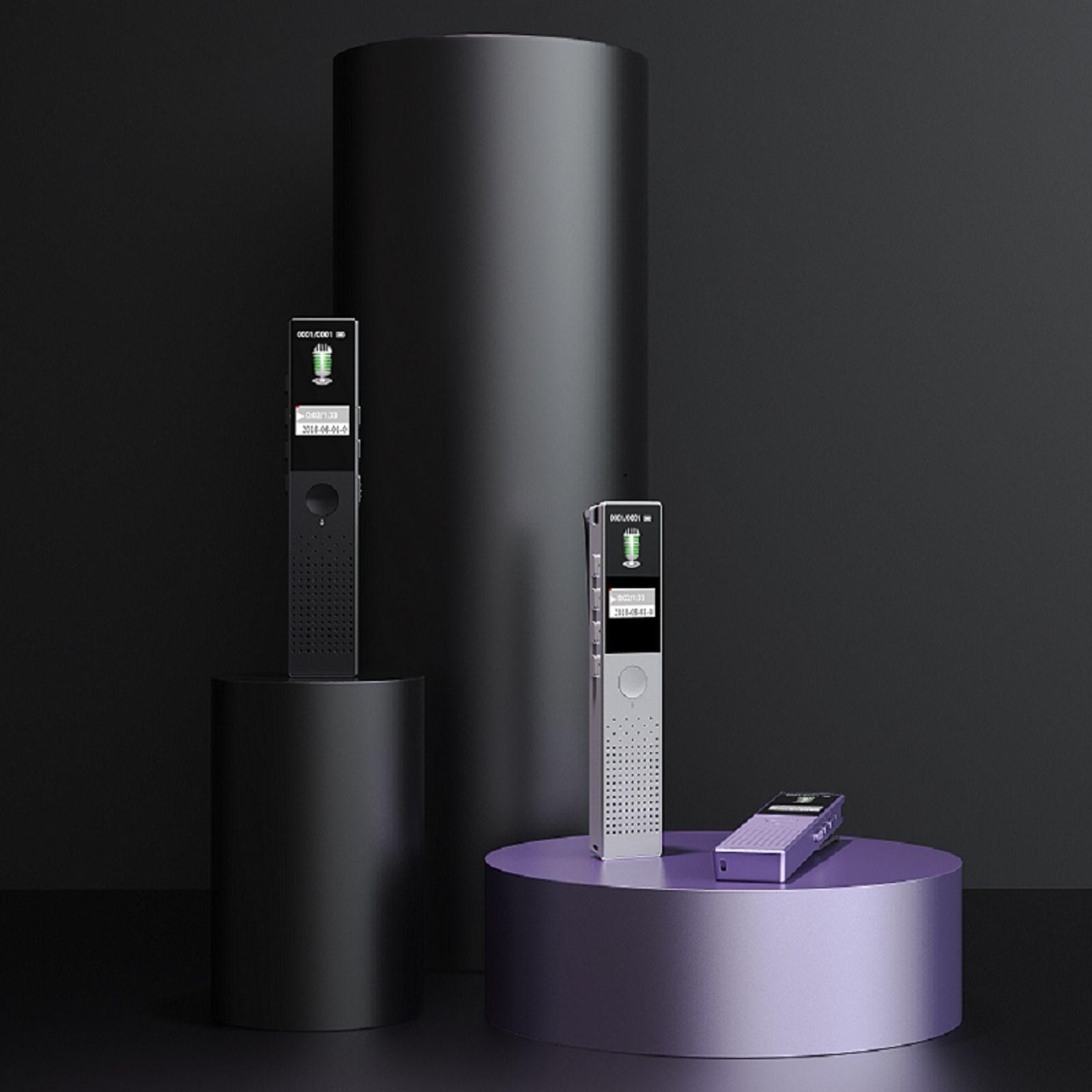 Цифровой рекордер Yiguo N8 с поддержкой MP3-плеера и USB-флеш-памяти
