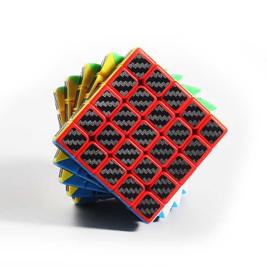 3-скоростной магический куб из углеродного волокна, профессиональный конкурс, образовательные игрушки Neocube, пазл, магический куб 3x3x 3, высококачественный скоростной куб