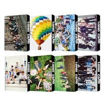 30 Pieces / Set Kpop Bangtan Boys Album Album Soul Persona Self Made of Paper Card Poster Photocard Lomo Card Suga Jungkook(China)
