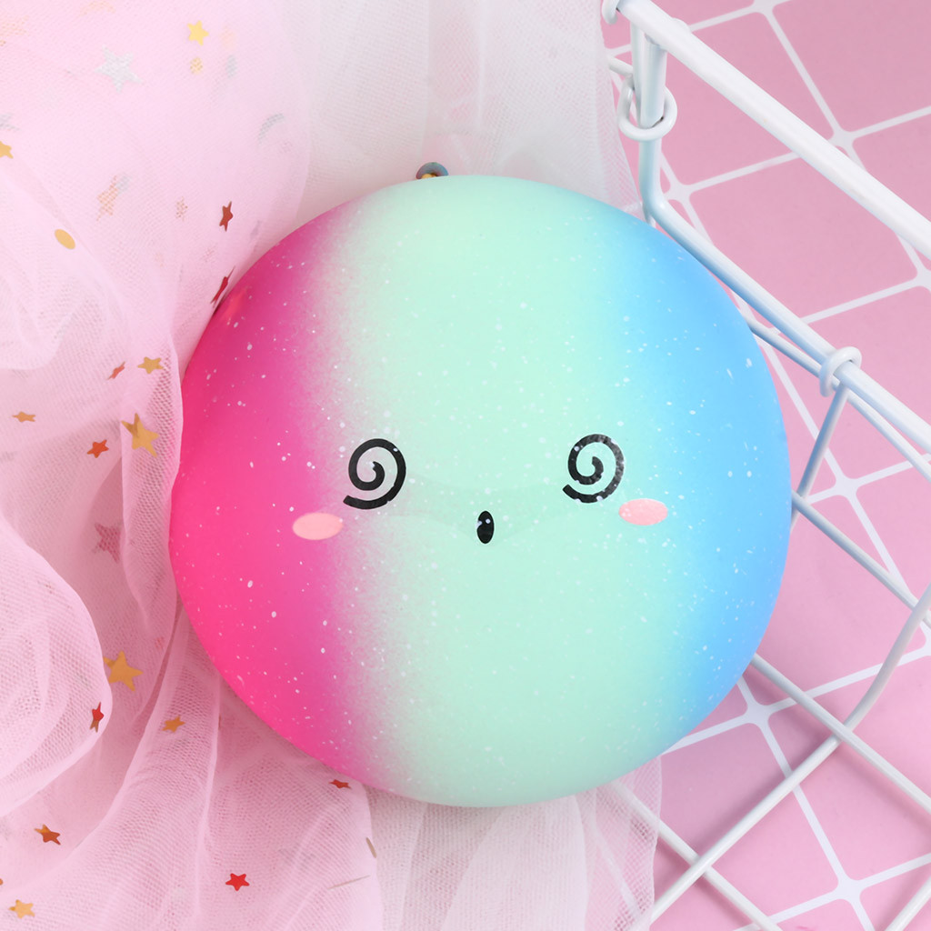 Bread Pendant Scented Charm Slow Rising Collection Stress Reliever Toys Squeeze Toys Gadgets Adults Reliever W823
