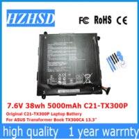 "7 6 V 38wh 5000mAh C21 TX300P Original C21 TX300P Laptop Batterie Für ASUS Transformer Buch TX300CA 13 3""-in Laptop-Akkus aus Computer und Büro bei"