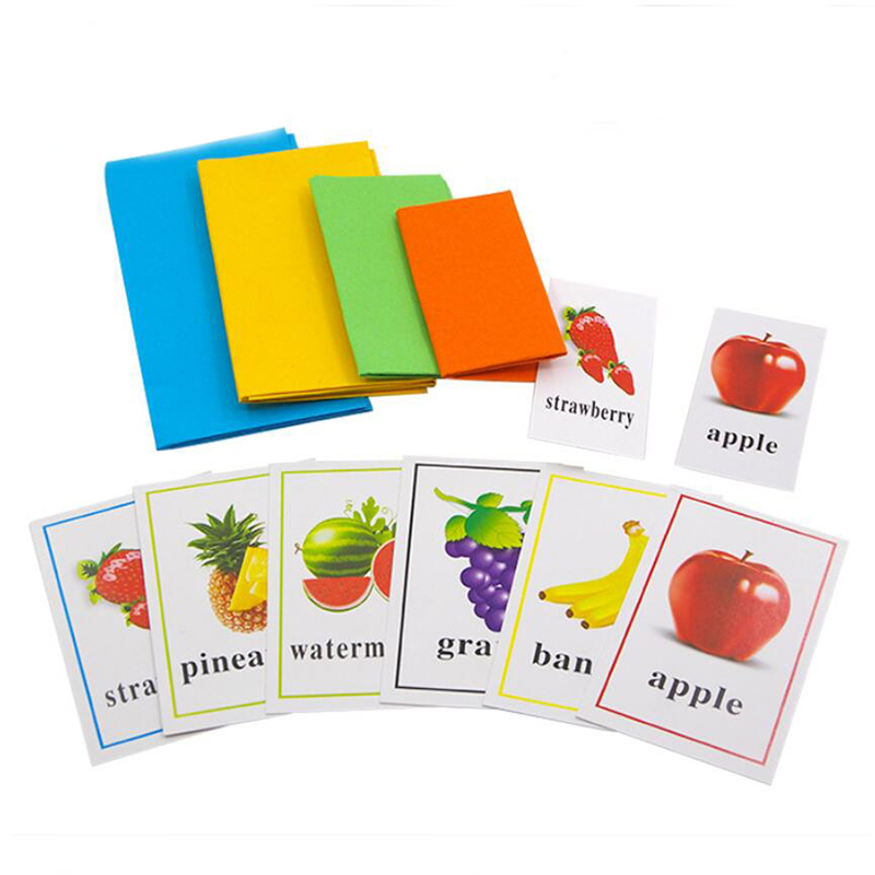 Fruit Card Prediction Magic Tricks Magia Accessories Close Up Illusions Gimmick Props Comedy Toy For Kids Easy To Do