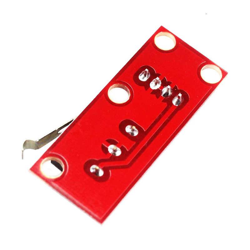 6 stücke 3D Drucker Teile Endstop Mechanische Grenze Schalter mit 3 Pin 70cm Kabel RAMPEN 1,4 Control Board Teil schalter