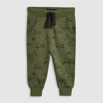 Little maven 2-7Years Shop Truck Navvy Boys Full Length Pants Spring Autumn Baby Kids Casual Pants Cotton Children Boy's Trouser