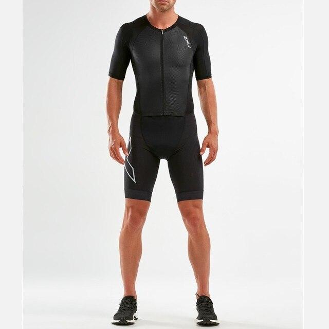 Amor a dor masculina ciclismo, skinsuit de triatlo, speedsuit de manga curta, macacão esportivo para corrida #02, 2020 2