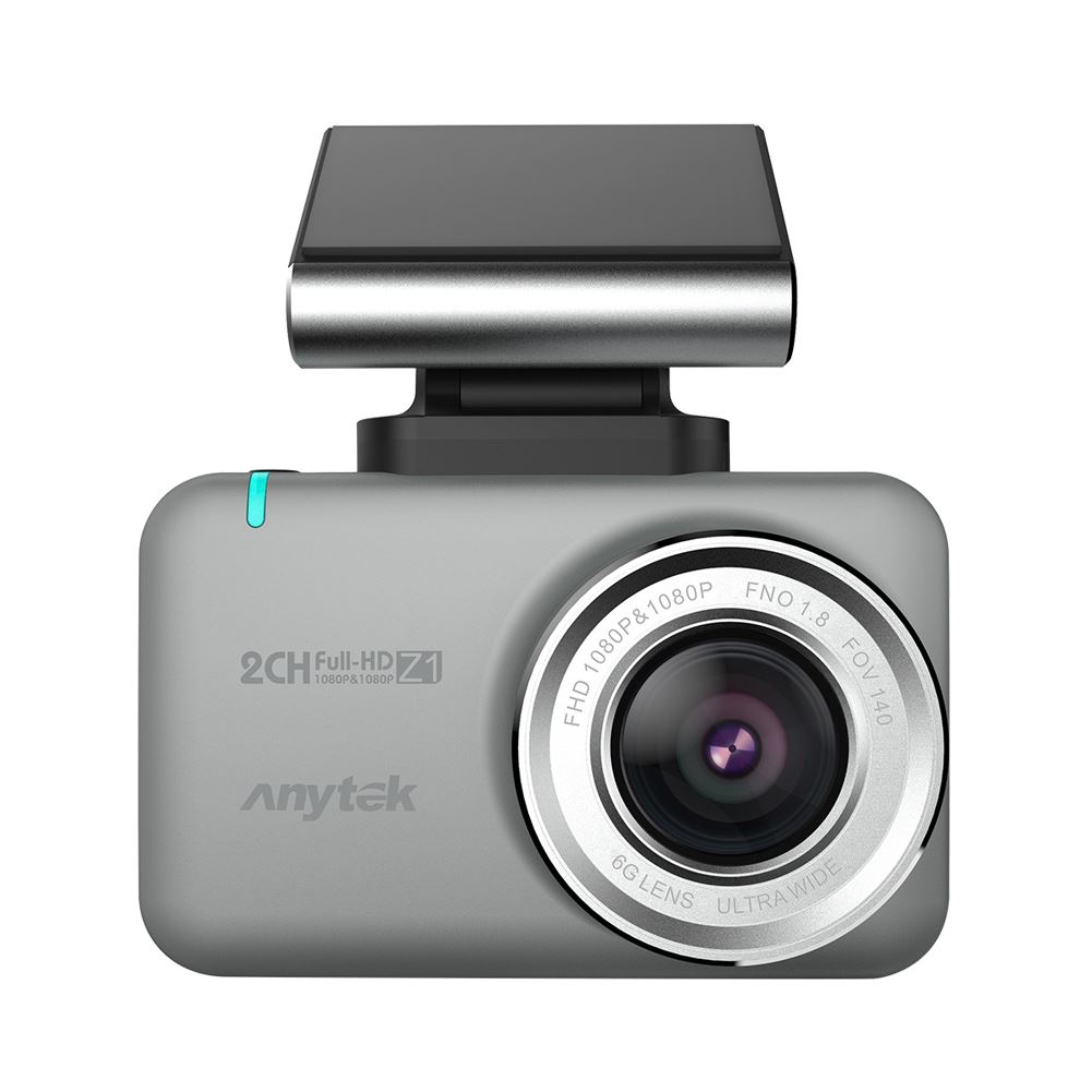 2.35 inch Car Camera DVR DVRS 1080P FHD Dash Cam Touch Screen Wifi Driving Recorder Video With Rear View Camera for Anytek Z1