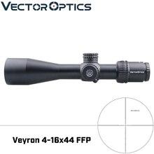Ottica di vettore Veyron 4 16x44 Air Rifle Scope FFP Mirino Ultra Short Compatto 1/10 MIL .22 .25LR Anche Adatto A Breve Le Armi Da Fuoco