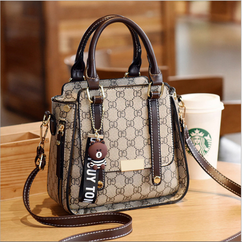 2019 INS HOT PU Women's Shoulder Bags Women's Shell Crossbody Bag Famous Brand Designer Ladies Shoulder Messenger Bags