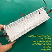 42a 250 Вт ip67 Водонепроницаемый источник постоянного тока