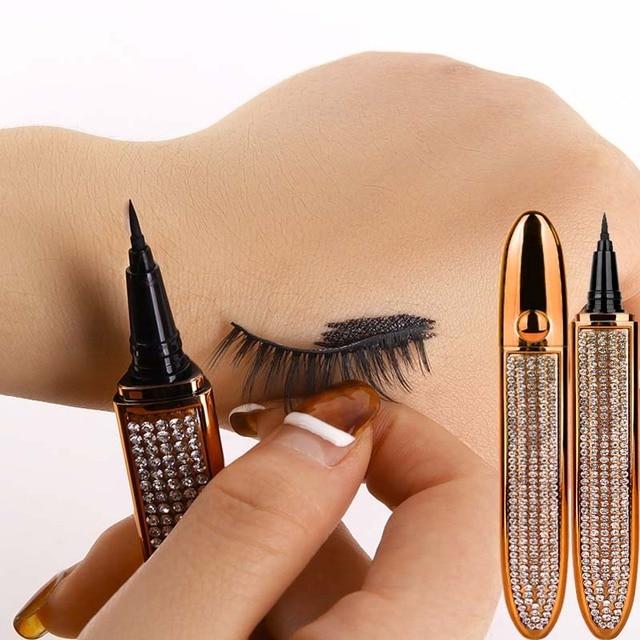 Diamond Eyeliner 1