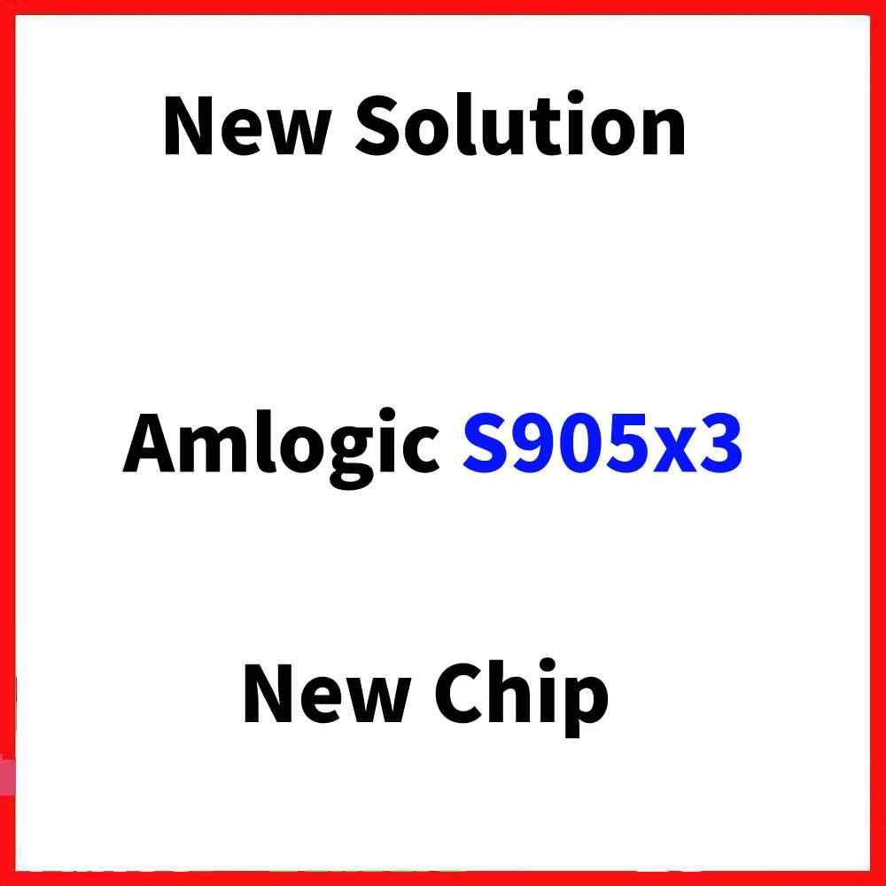 Światło rgb Android 9.0 tv, pudełko procesor Amlogic S905X3 A95X F3 Air Max 4GB pamięci RAM 64GB ROM A95X F3 tv, pudełko Smart 8K odtwarzacz multimedialny podwójny Wifi 1G8G