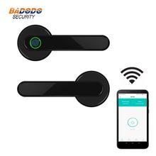 Smart Bluetooth remote control Fingerprint Lock Electronic biometric f