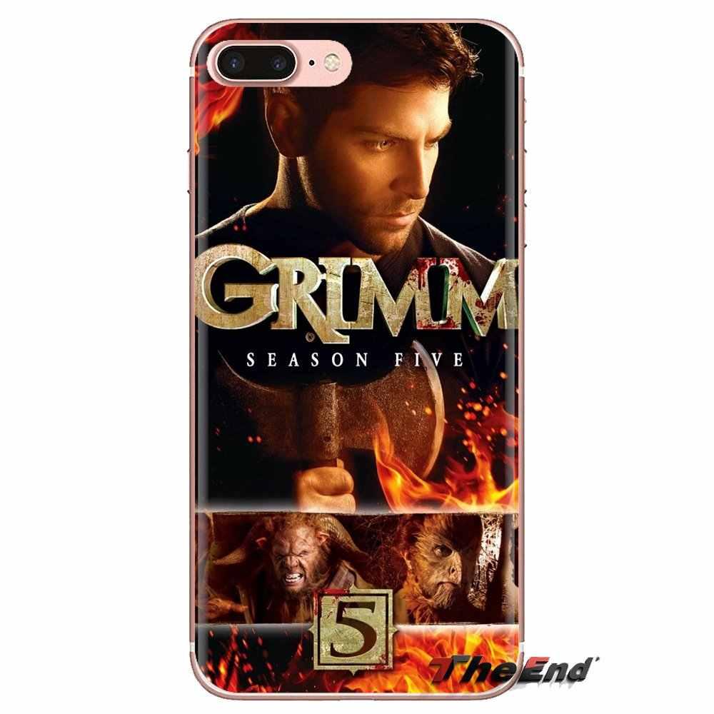 Untuk LG Roh Motorola MOTO X4 E4 E5 G5 G5S G6 Z Z2 Z3 G2 G3 C Play Mini david Giuntoli Grimm Silverton Silikon Shell Case