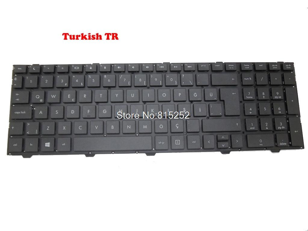 Клавиатура для ноутбука HP 4540S 4545S 683491-DB1 677045-131 683491-131 01548-141 702237-141 Канада CA/Португальский PO/Турецкий TR