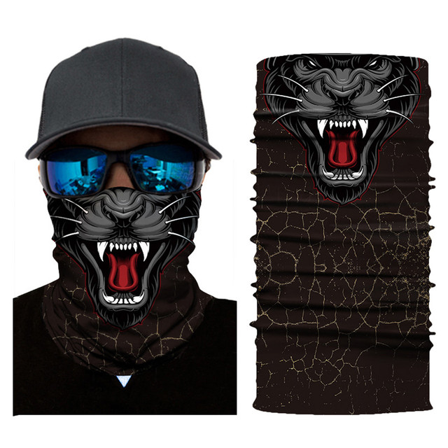 Biker Scarf Face Cover  2