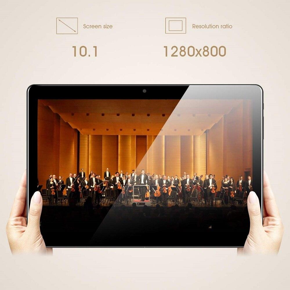 Boîtier en métal 10 pouces Octa Core tablette 3G 4G FDD LTE 6GB RAM 128GB ROM 1280*800 double caméras 8.0MP Google Android 9.0 OS GPS - 2