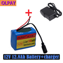 Battery 18650 Charger Rechargeable-Batteries BMS 3s2p 12v 12800mah Li-Ion with Protection-Board