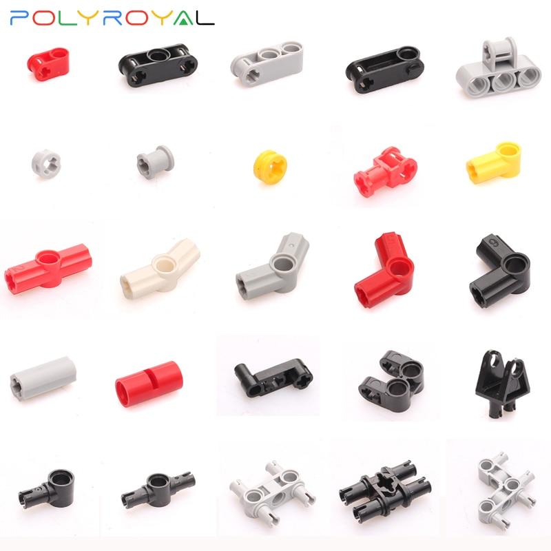 Building Blocks Accessories DIY Technic Parts Moc Connector 10 PCS Compatible Assembles Particles Educational Toys For Children