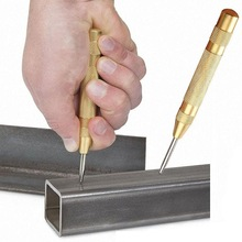 Center-Punch-Tool Woodwork-Tool Dent-Marker 5inch-Pin-Punch Wood-Press Automatic Marking