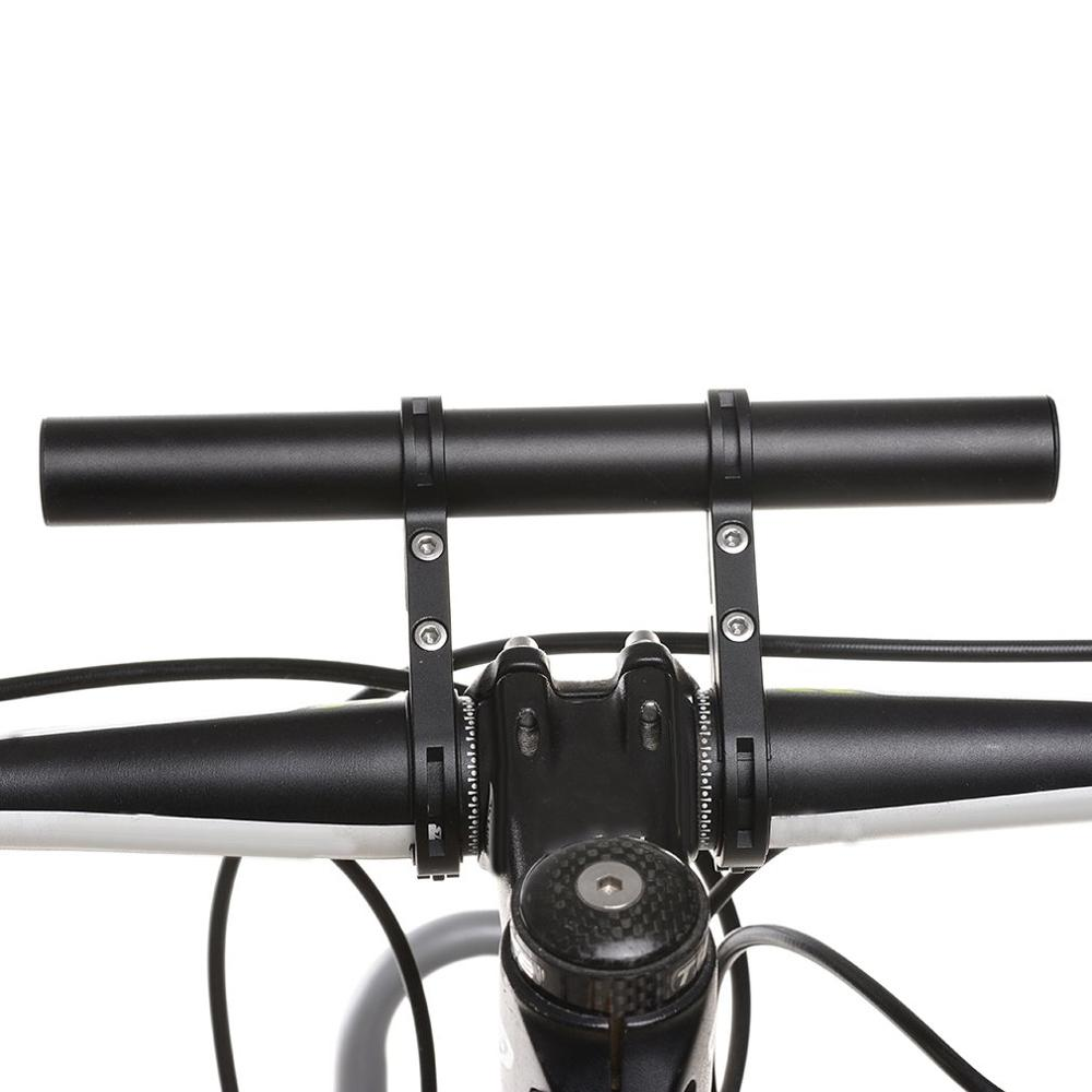 Bicycle Multifunctional Extension Brace Stopwatch Headlight 2 Bracket Bicycle Accessories Equipment