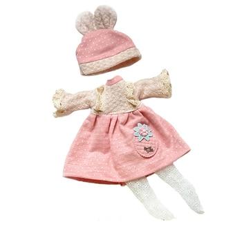 Платье для куклы 30 см. 6