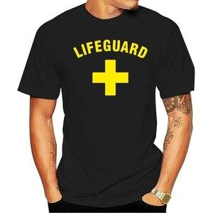 Cankurtaran T Shirt Baywatch yüzme parti ilk yardım fantezi kostüm erkek bayanlar
