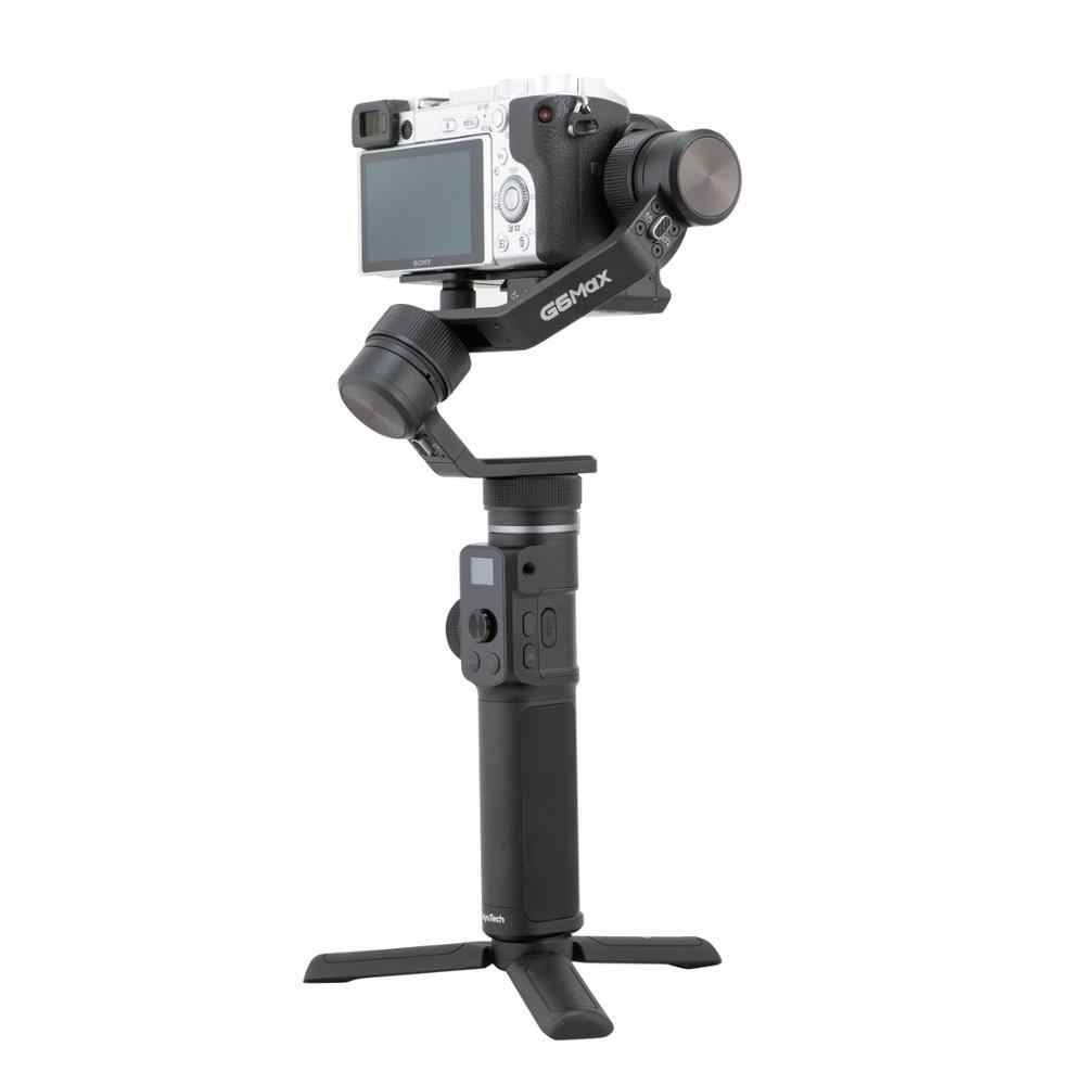 FeiyuTech Feiyu G6 ماكس 3-محور يده جهاز موازنة الكاميرا ومنع انحرافها ل مرآة كاميرا جيب كاميرا GoPro بطل 7 6 5 الهاتف الذكي