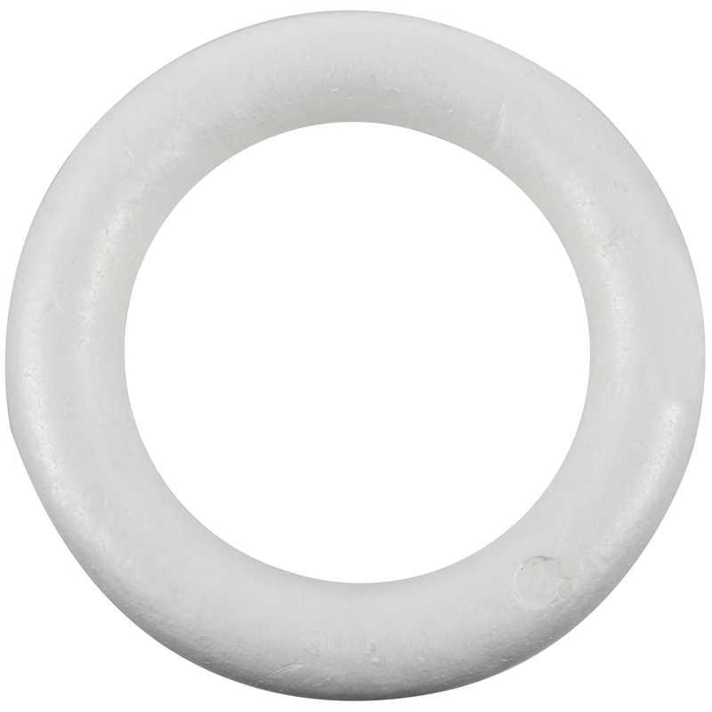 Chất Liệu Xốp Nhẫn Full Bên Ngoài Đường Kính Khoảng 25 Cm